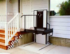 electric wheel chair elevator sun city az vertical platform mobile home porchlift